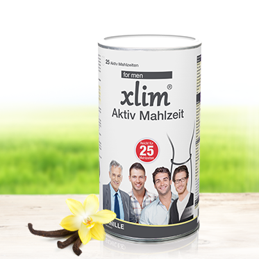 xlimAktiv MahlzeitVanille for men